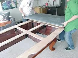 Pool table moves in Harrisburg Pennsylvania image 1